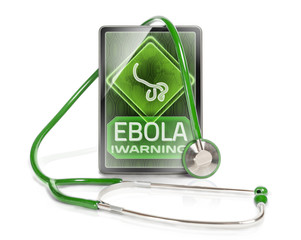 Ebola outbreak warning