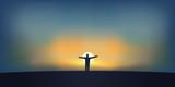 Niebo człowieka wolności