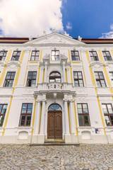 Landtag am Domplatz in Magdeburg 07011