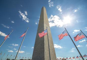 Washington Monument in Washington D.C.