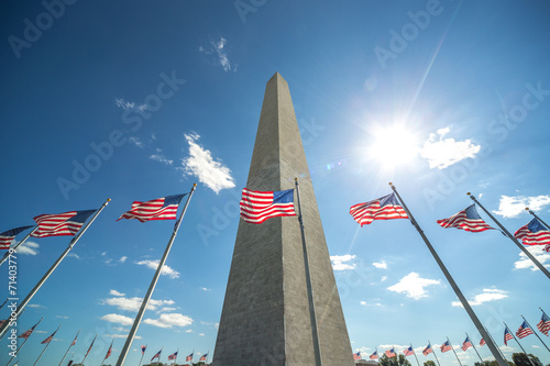 Washington Monument in Washington D.C. - 71403779