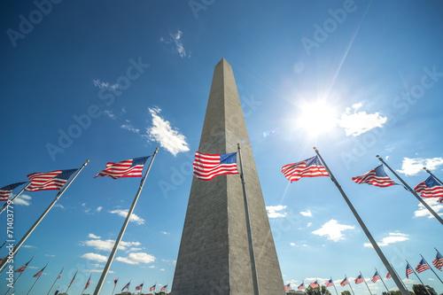 Washington Monument in Washington D.C. - 71403779