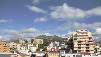 Malaga east (El Palo) timelapse