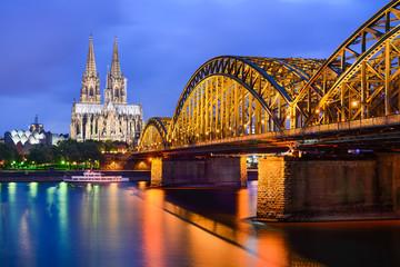 Dom in Köln, Deutschland