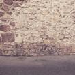Fond mur vintage
