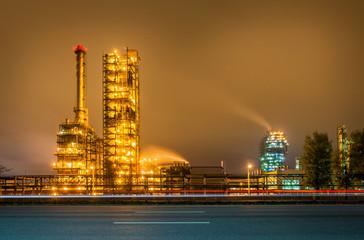 Ночной завод