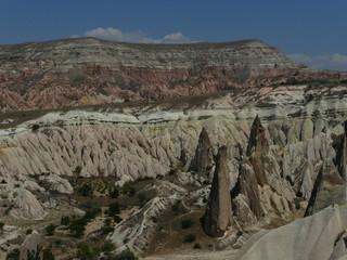 Ancient cavetown, Cappadocia