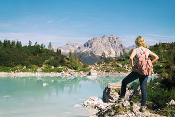 Südtirol Sorapis See
