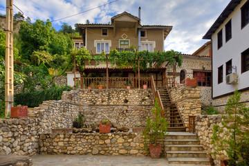 Old Melnik House in Bulgaria