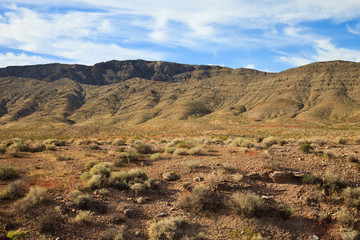 Nevada Landscape in Valley of Fire