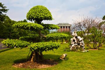 Ho Chi Minh Mausoleum Park
