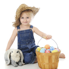 A Farm Girl's Easter