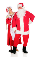 Fixing Up Santa