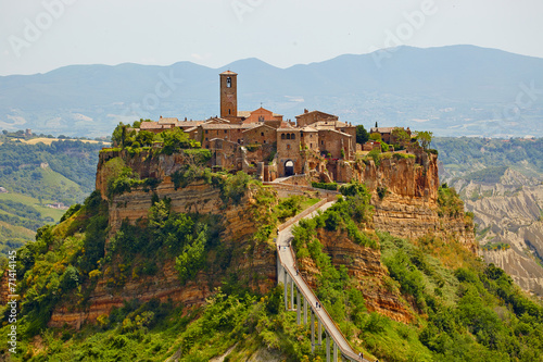 Old town of Bagnoregio - 71414145