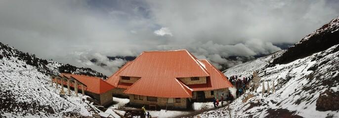Refugio - Volcan