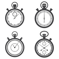Stopwatches and chronometer