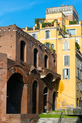 Market of Trajan in Rome