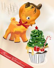 """Sweet Christmas"" Bambi"