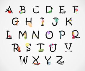 Alfabeto ENG