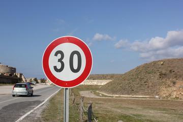 Trafik işareti