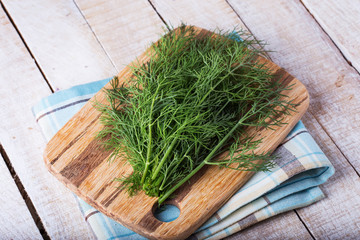 Fresh dill (fennel)