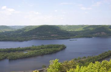 Mississippi River Vista