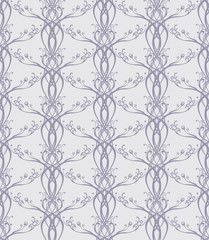Delicate seamless pattern.