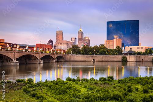 Fotobehang Verenigde Staten Indianapolis