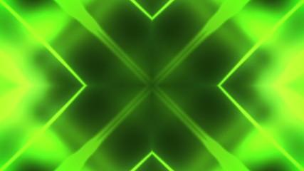 Geometric Deep green VJ Looping Animated Background