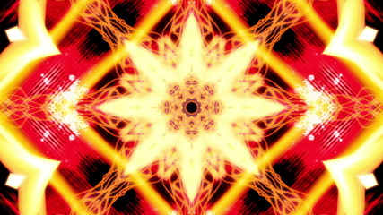 VJ Style XJ7 Looping Abstract Animated Background