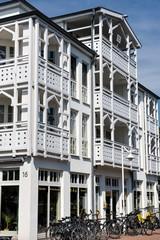 Bäderarchitektur auf Rügen