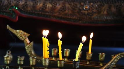 Temple Appliances Fire Lamps