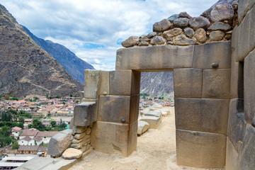 Inca Doorway