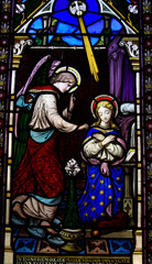 Annunciation: birth of Jesus