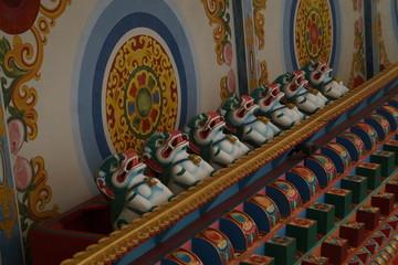 buddhist temple Lumbini