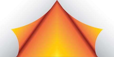 Orange sicker