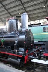Locomotora Vapor 040-2091