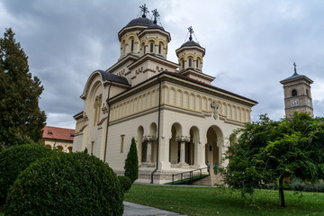 Coronation Cathedral in Alba Iulia