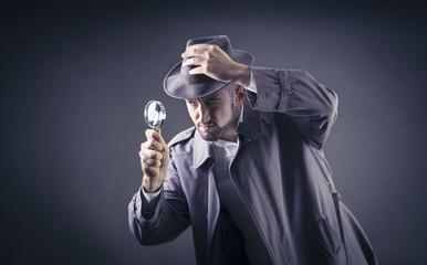 A true detective
