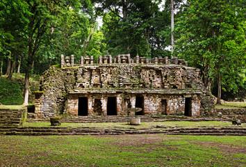 Yaxchilan archeological site, Chiapas, Mexico