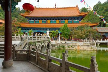 Yuantong-Tempel in Kunming