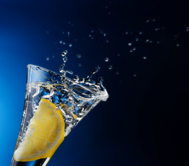 acqua e limone
