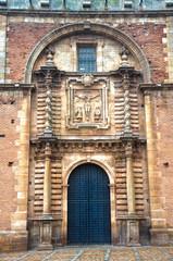 San Carlos del Valle,  Iglesia del Santo Cristo del Valle