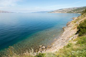 Côte de Croatie