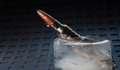 Dripping bullet