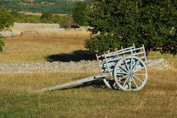 Paysage rural, sud de la France