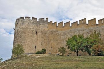 Villeneuve Les Avignon - il Castello