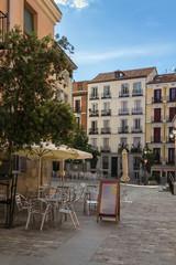 square in Madrid