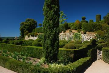 Jardins de Marqueyssac, Dordogne