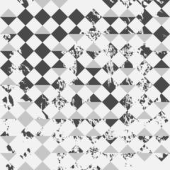 Textured triangle seamless pattern design background